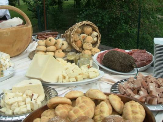 chef a casa vostra - la vecchia quercia - catering, matrimoni ... - Buffet Comunione A Casa